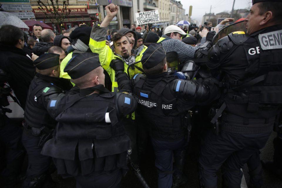 Foto: Pascal Lachenaud / AFP