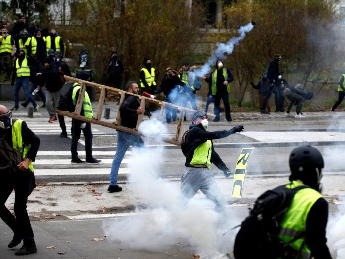 Foto: REUTERS / Stephane Mahe