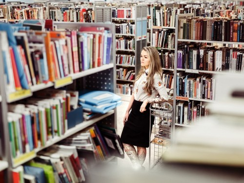 Kristel Palk. Foto: Renee Altrov