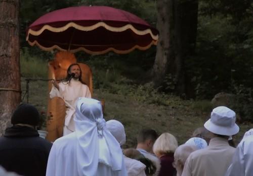 Kristus Vissarion. Kaader filmist