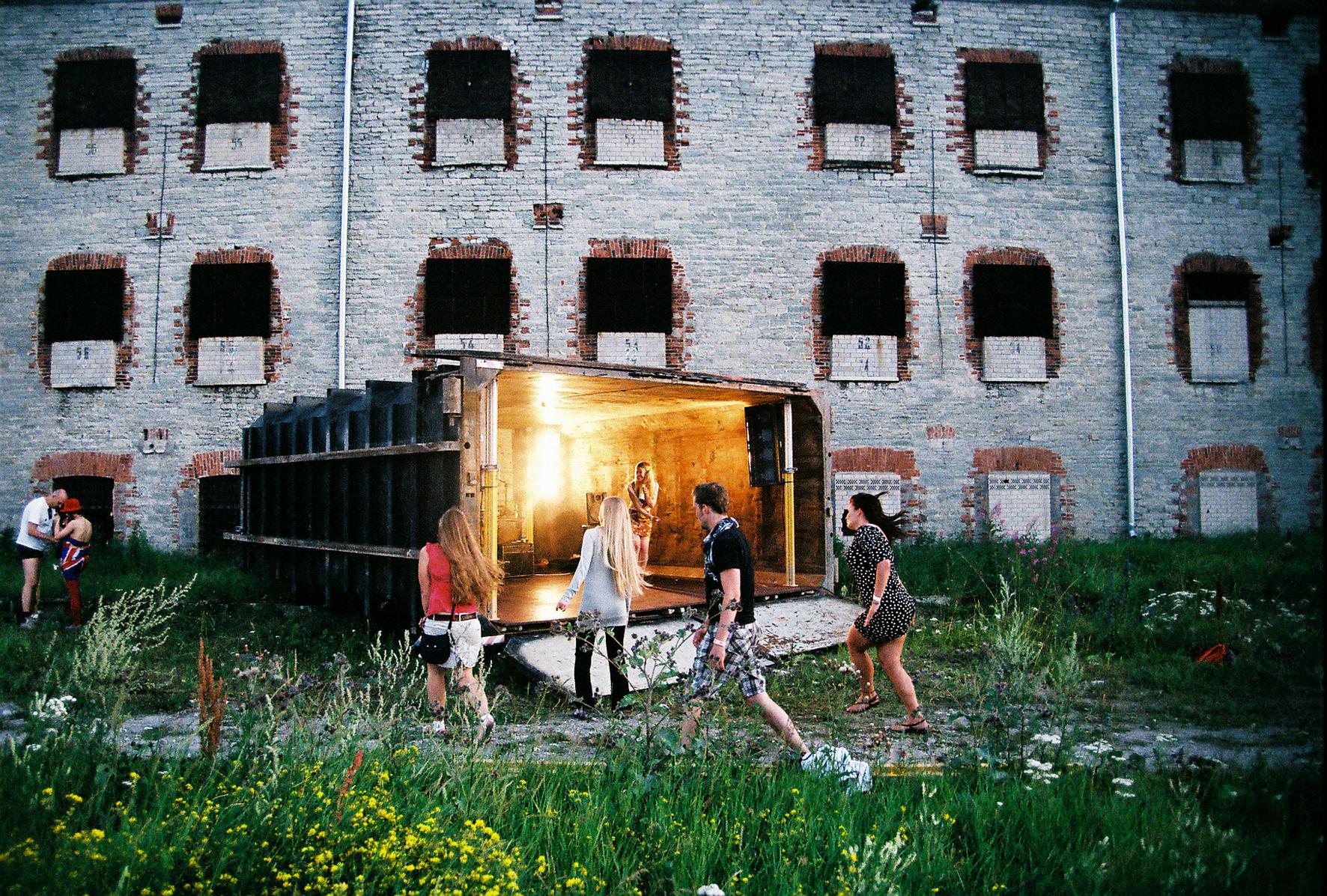 Esimene Kultuuritolm 2011. aastal. Foto: Alver Linnamägi