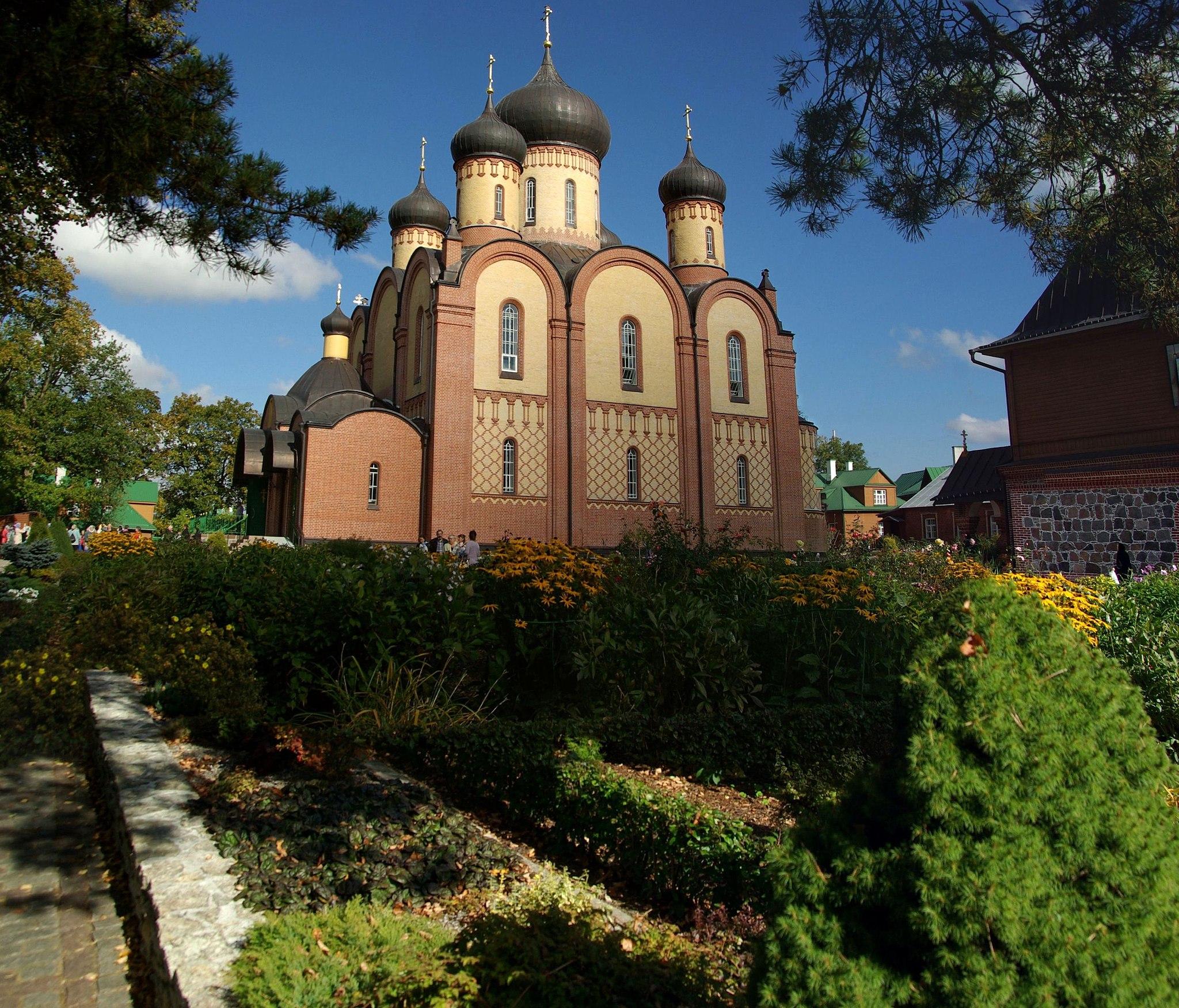 Kuremäe klooster. Foto: Wikimedia Commonsi kasutaja Ilme Parik (CC BY-SA 3.0 EE)