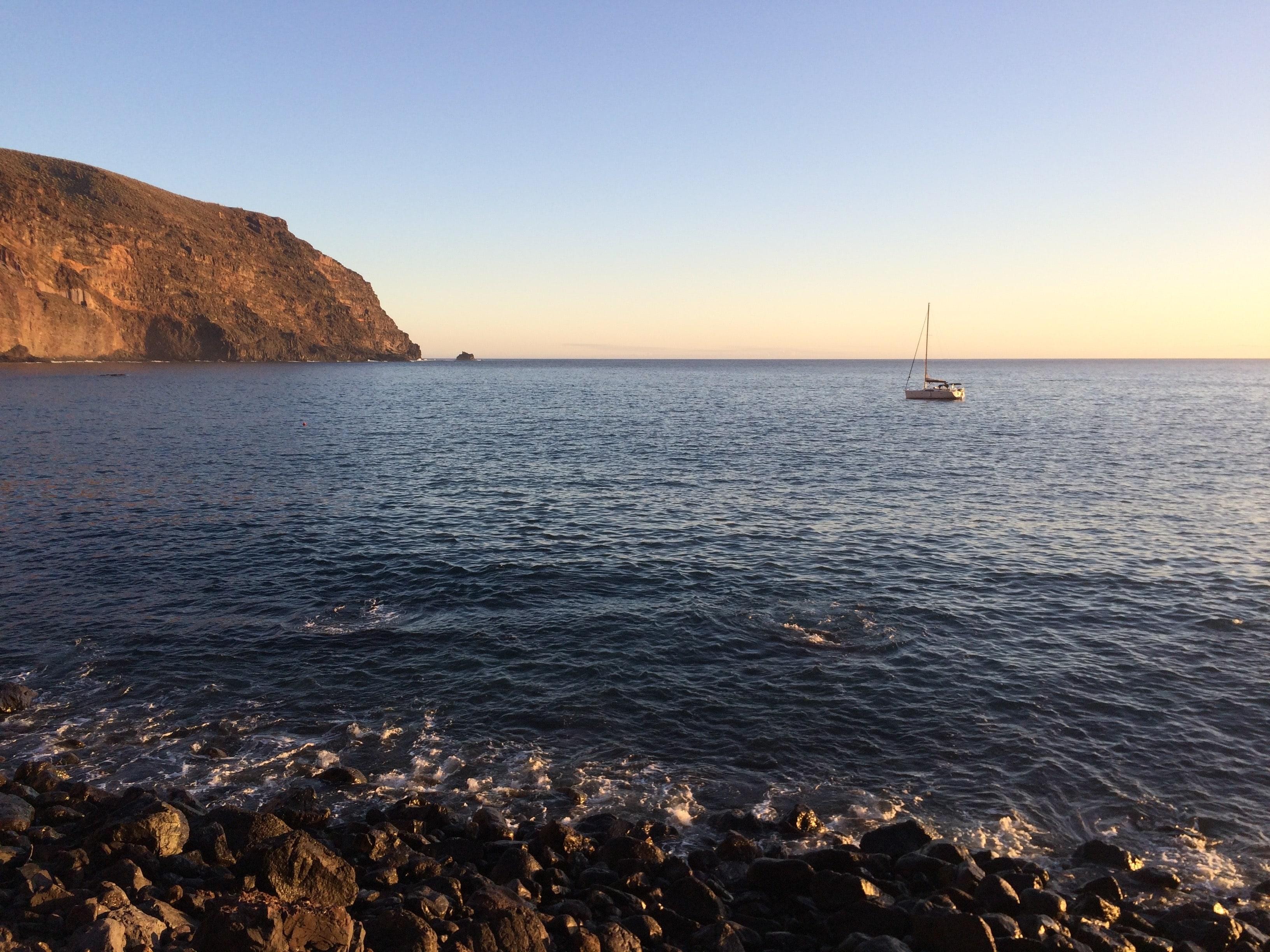La Gomera saarel. Foto: Kaur Kentaur