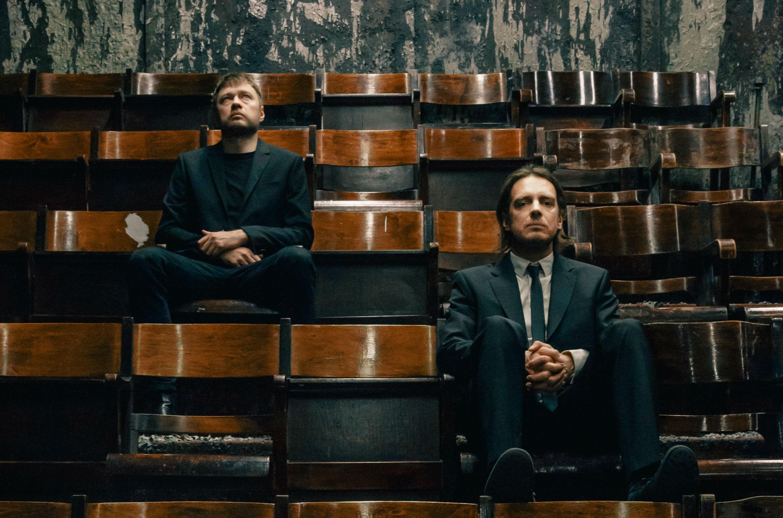 Lauri Lagle ja Juhan Ulfsak. Foto: Aleksander Kelpman