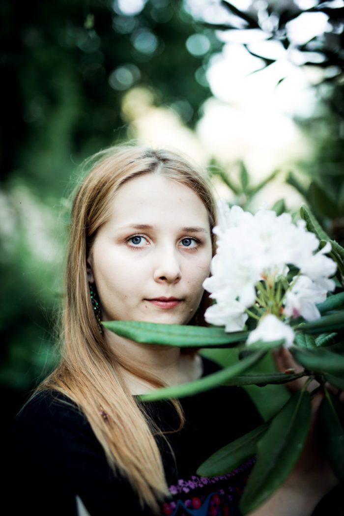 Liisa Rajamets. Foto: Ruudu Rahumaru