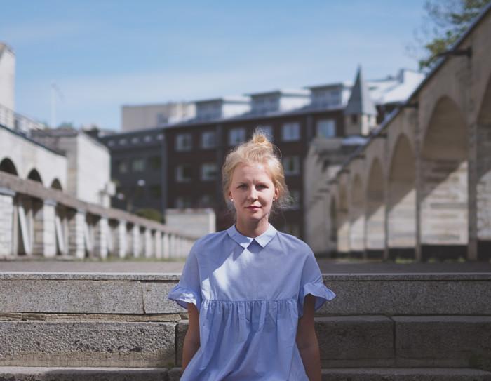 Lilian Hiob. Foto: Janis Kokk