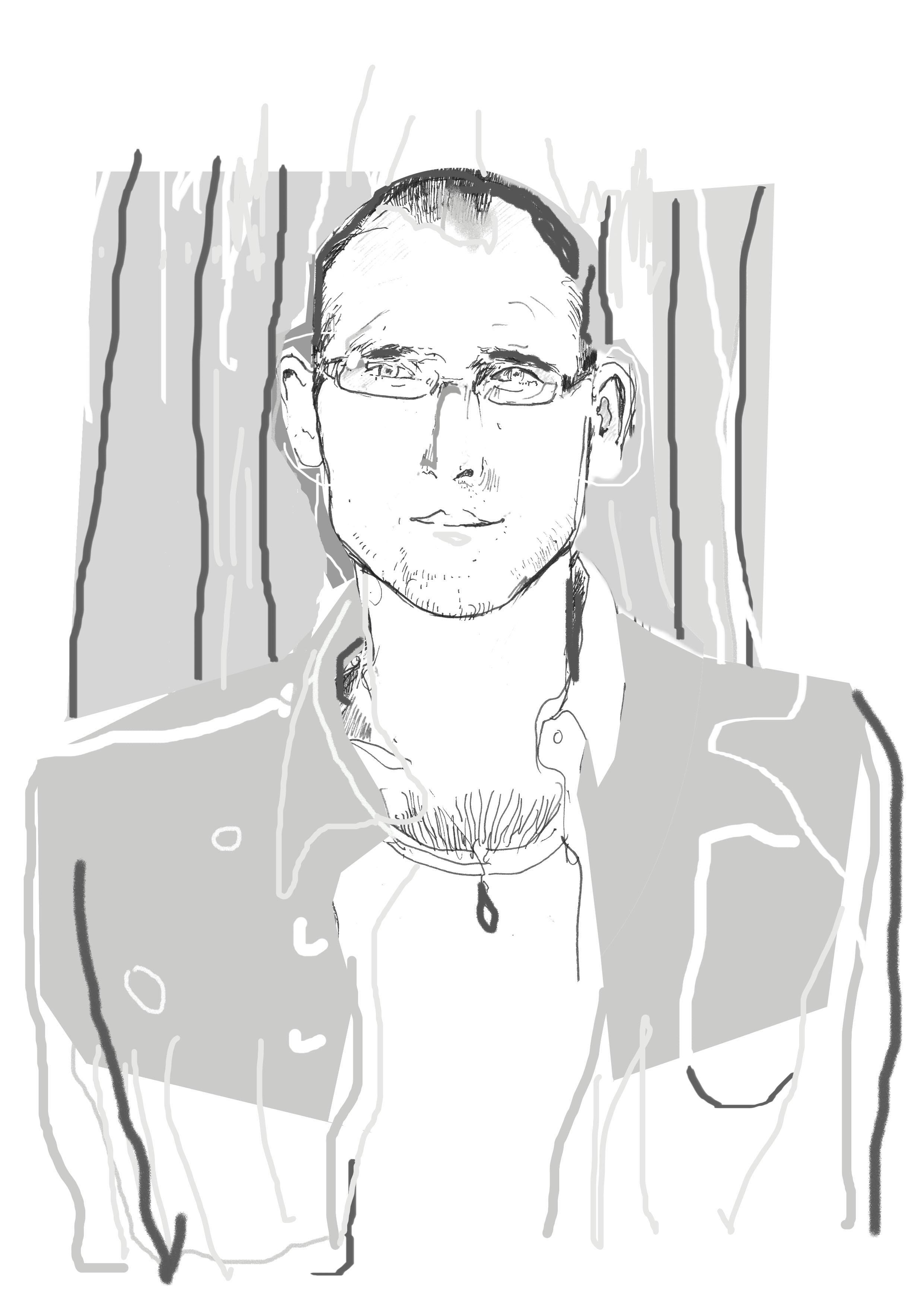 Vootele Ruusmaa. Illustratsioon: Helmi Arrak.