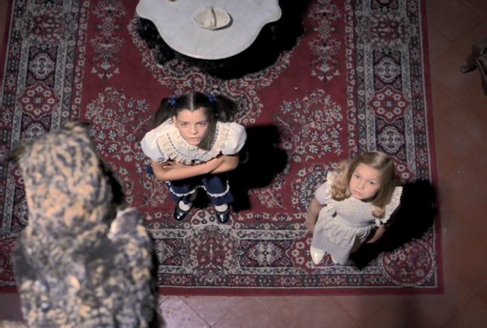 Filmi peategelased Verónica (paremal) ja Flavia.
