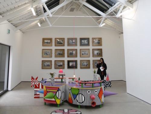 Üks enam kui 70st artist-run-space'ist Glasgows. Foto: Gregor Taul