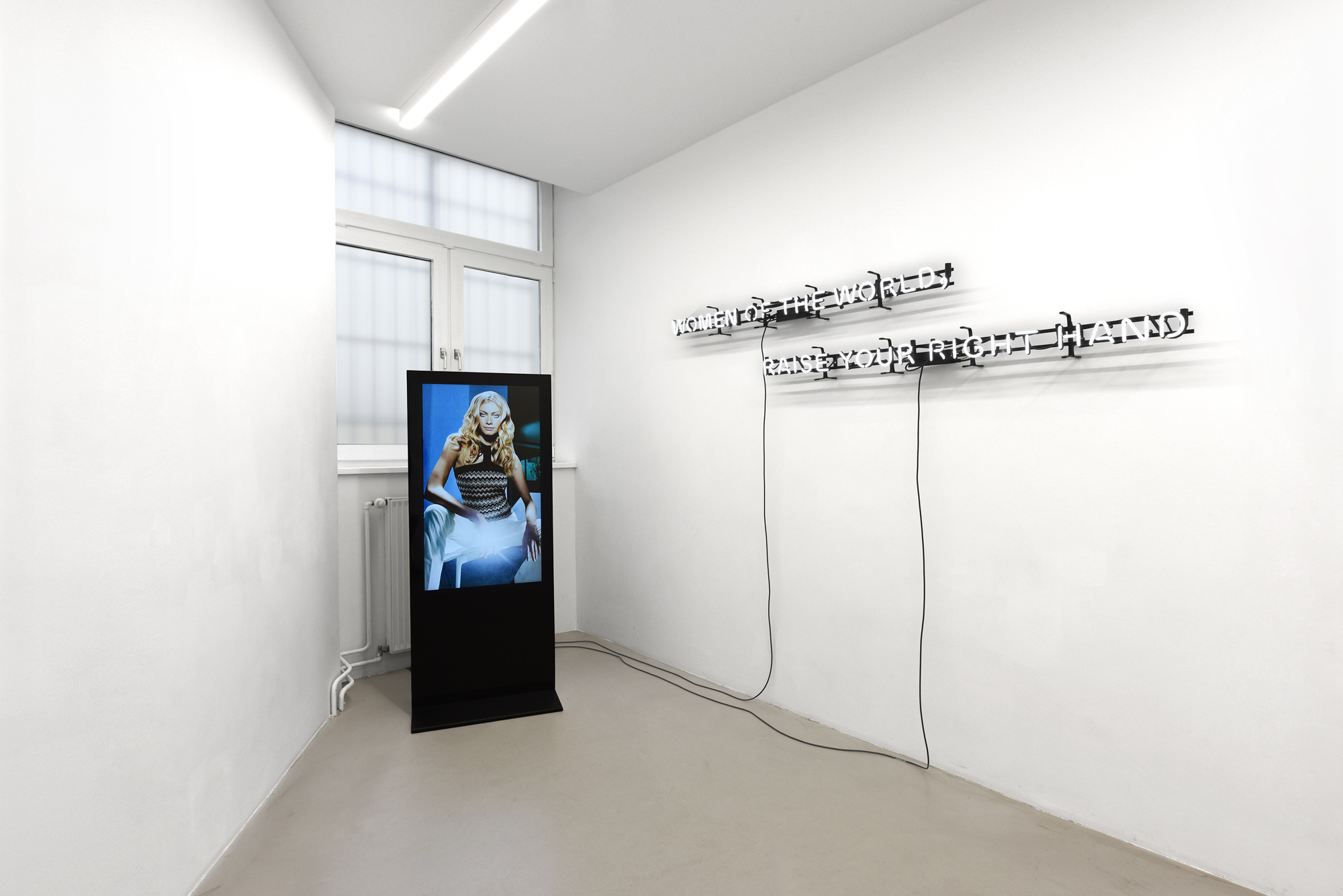 Marge Monko näitus Berliinis. Foto: JJ Images