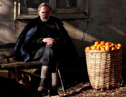 """Lembit Ulfsak Oscarile kandideerinud """"Mandariinides"""""""