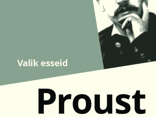 Marcel Proust_Valik esseid