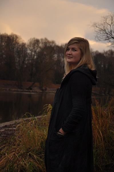 Marie Kliiman. Foto: Eva Liina Kliiman