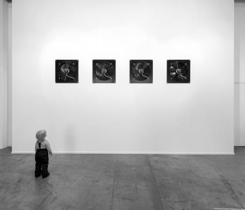 """Marit Ilisoni näitus """"Ootamine"""". Foto: press"""