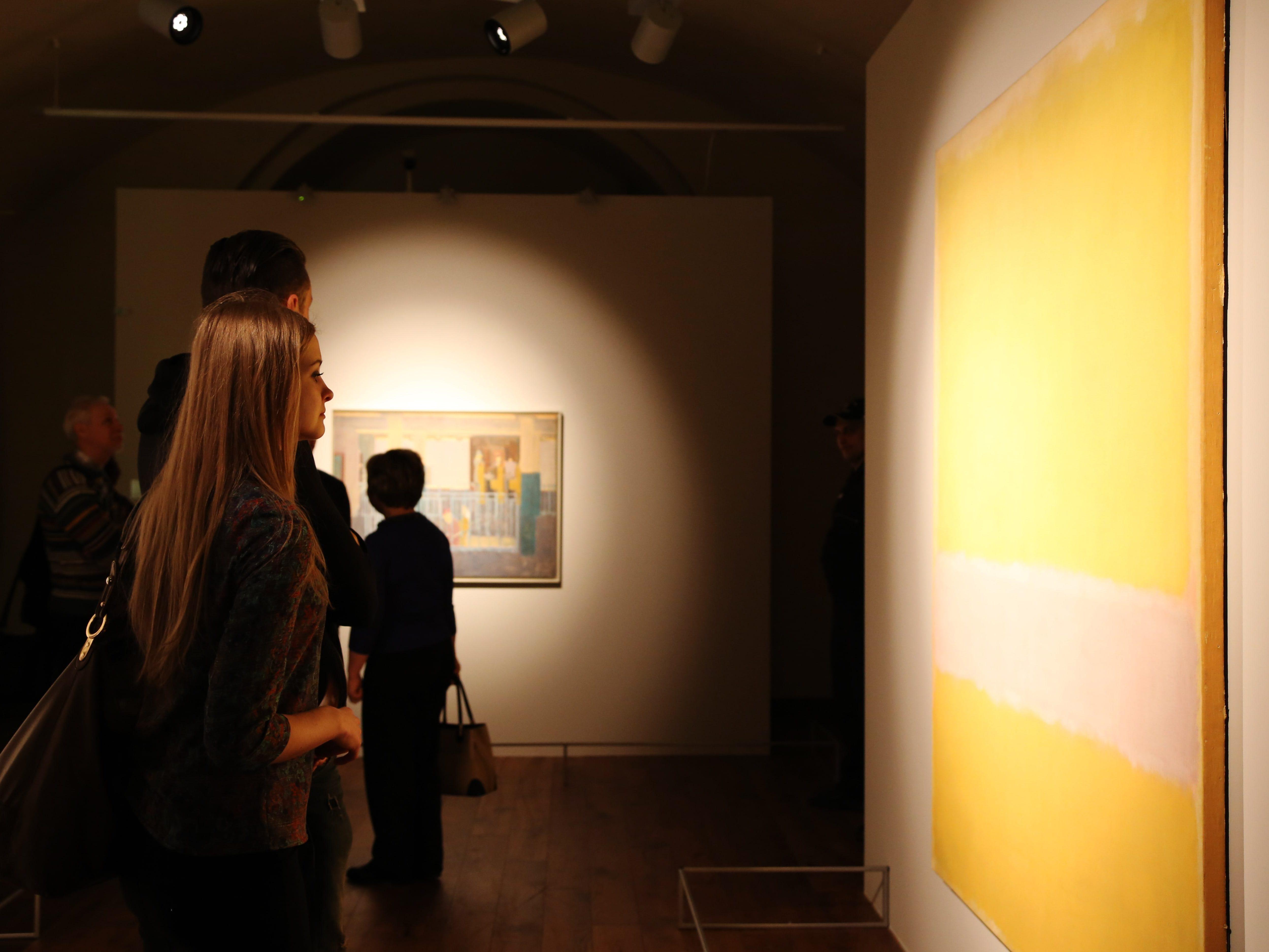 Mark Rothko kunstikeskus Daugavpilsis. Fotod keskuse kollektsioonist