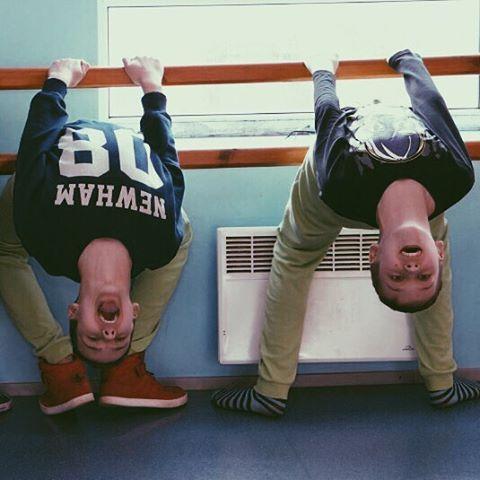 Markus ja Mark Monak, Platvormi esinejad. Foto: HTF