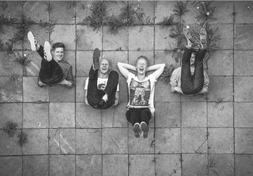 Marten Kuningas bändiga. Foto: Renee Altrov.