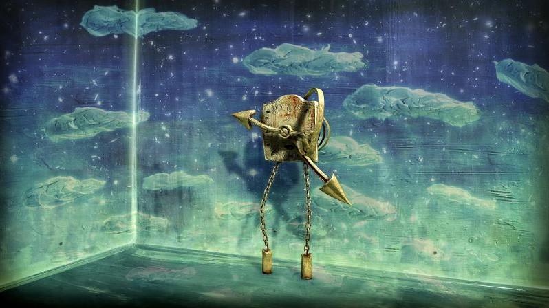 "Kaader Mati Küti filmist ""Substantia Stellaris"""