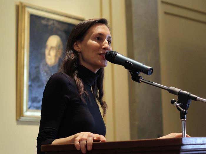 Dr Melanie Joy. Foto: Otwarte Klatki (CC BY 2.0)