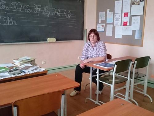 Kiltsi põhikooli direktor Merje Leemets. Foto: MTÜ Pagula