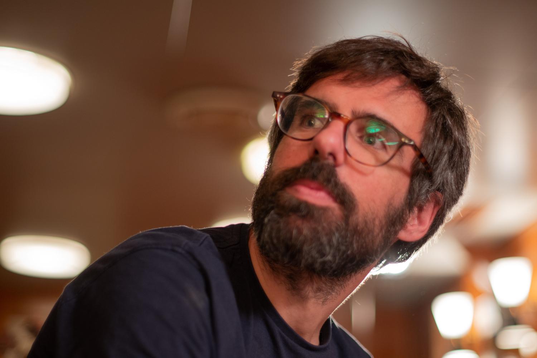 Miguel Llansó. Foto: Alis Mäesalu