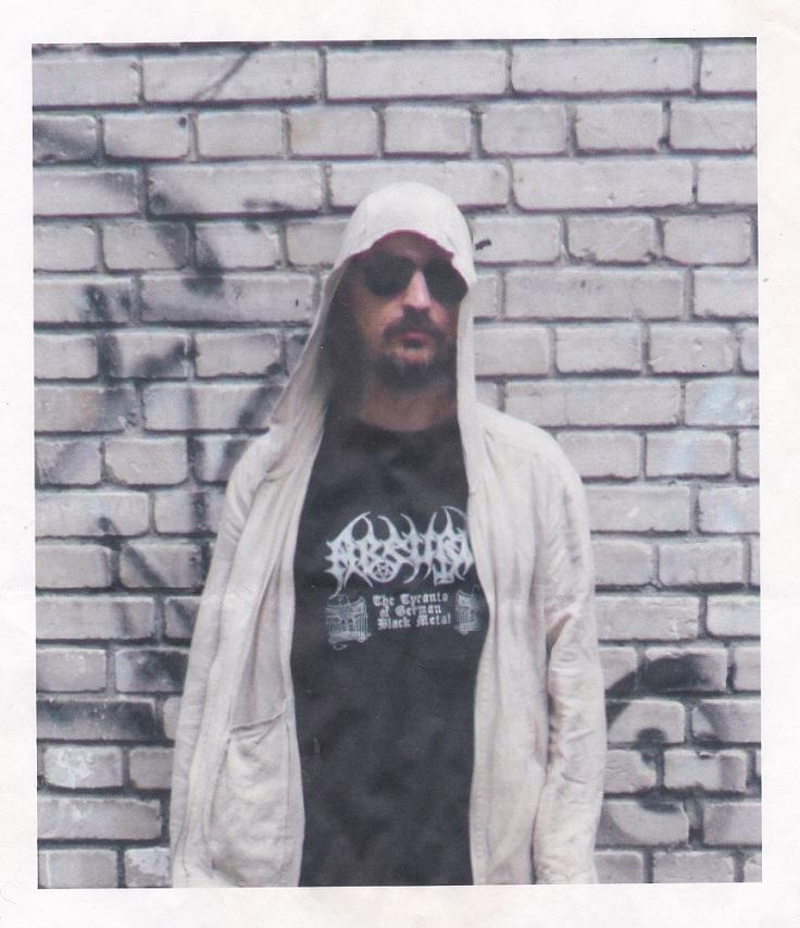 Mihkel Kleis aka Ratkiller. Foto: erakogu