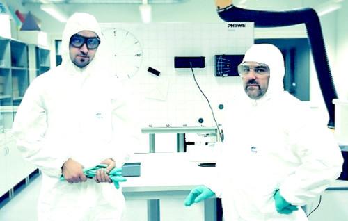 Mutant Disco DJ-d Raul Saaremets ja Rhythm Doctor. Foto: Mutant Disco