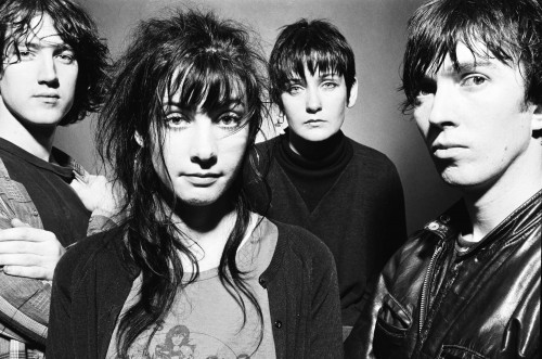 My Bloody Valentine, photographed in the early 1990's Photo: Flow Festival
