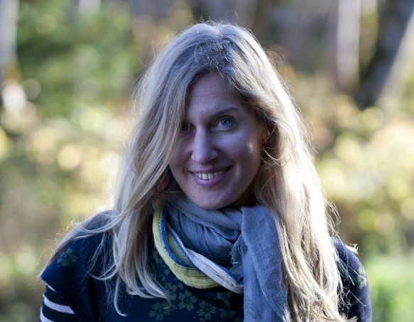 Kadri Aavik, Eesti Vegan Selts. Foto: erakogu
