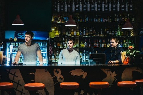 Pildil vasakult: Martin Maatee, Kristjan Kask ja Silver Koppel. Foto: Patrik Tamm