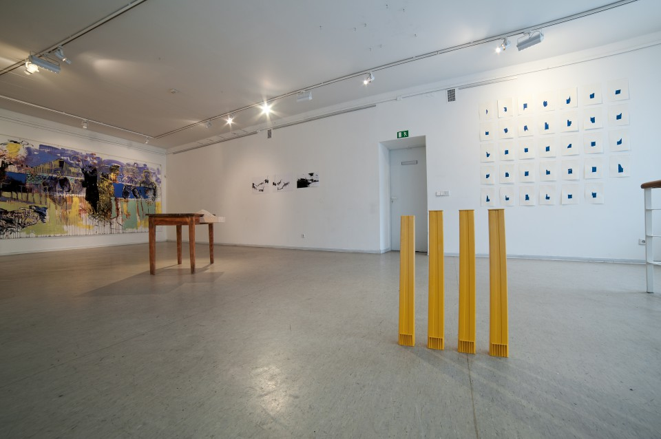 Näitusevaade. Foto Marta Bogdanska
