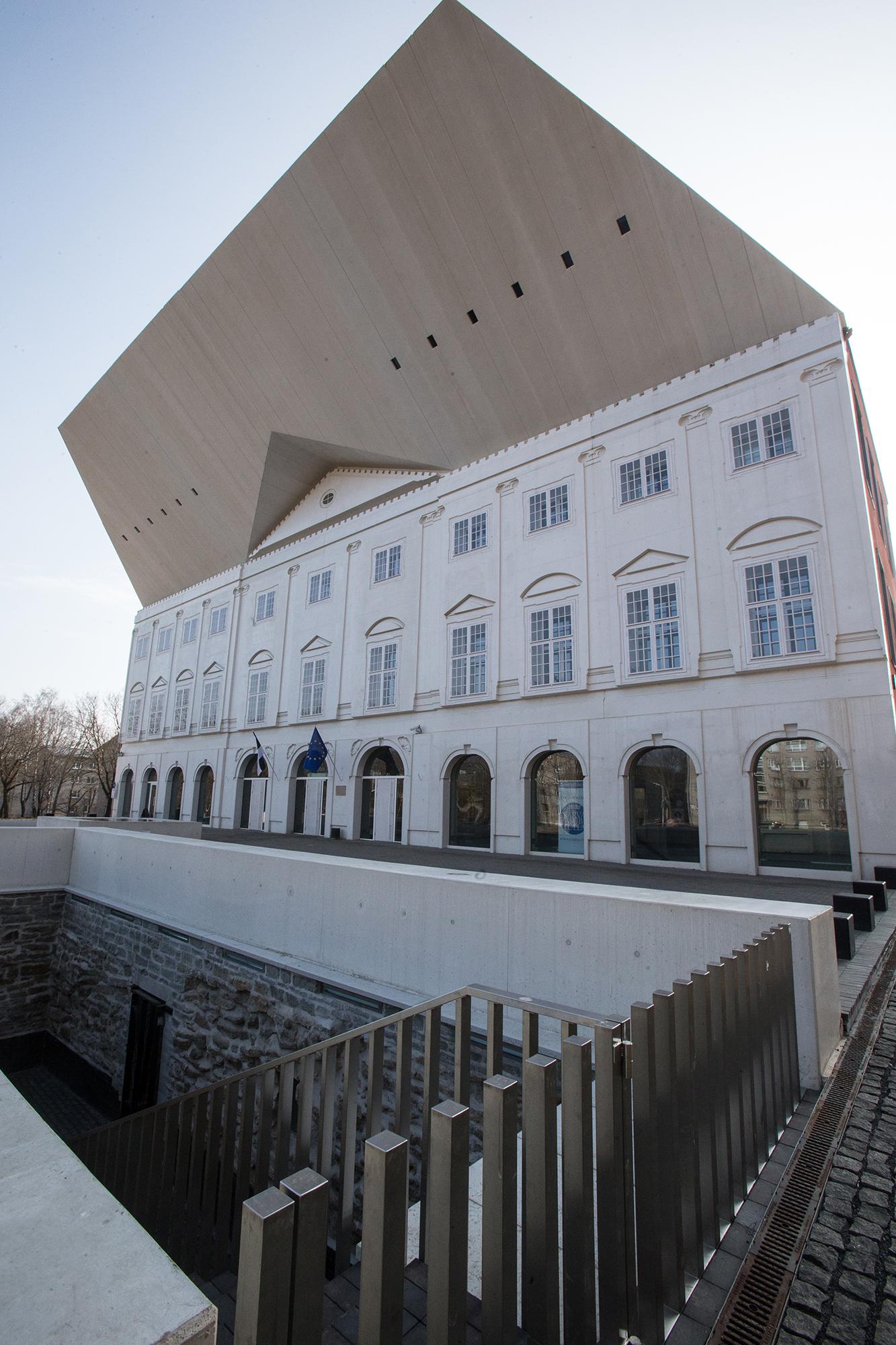 Narva kolledž. Foto: Mati Hiis / Õhtuleht / Scanpix