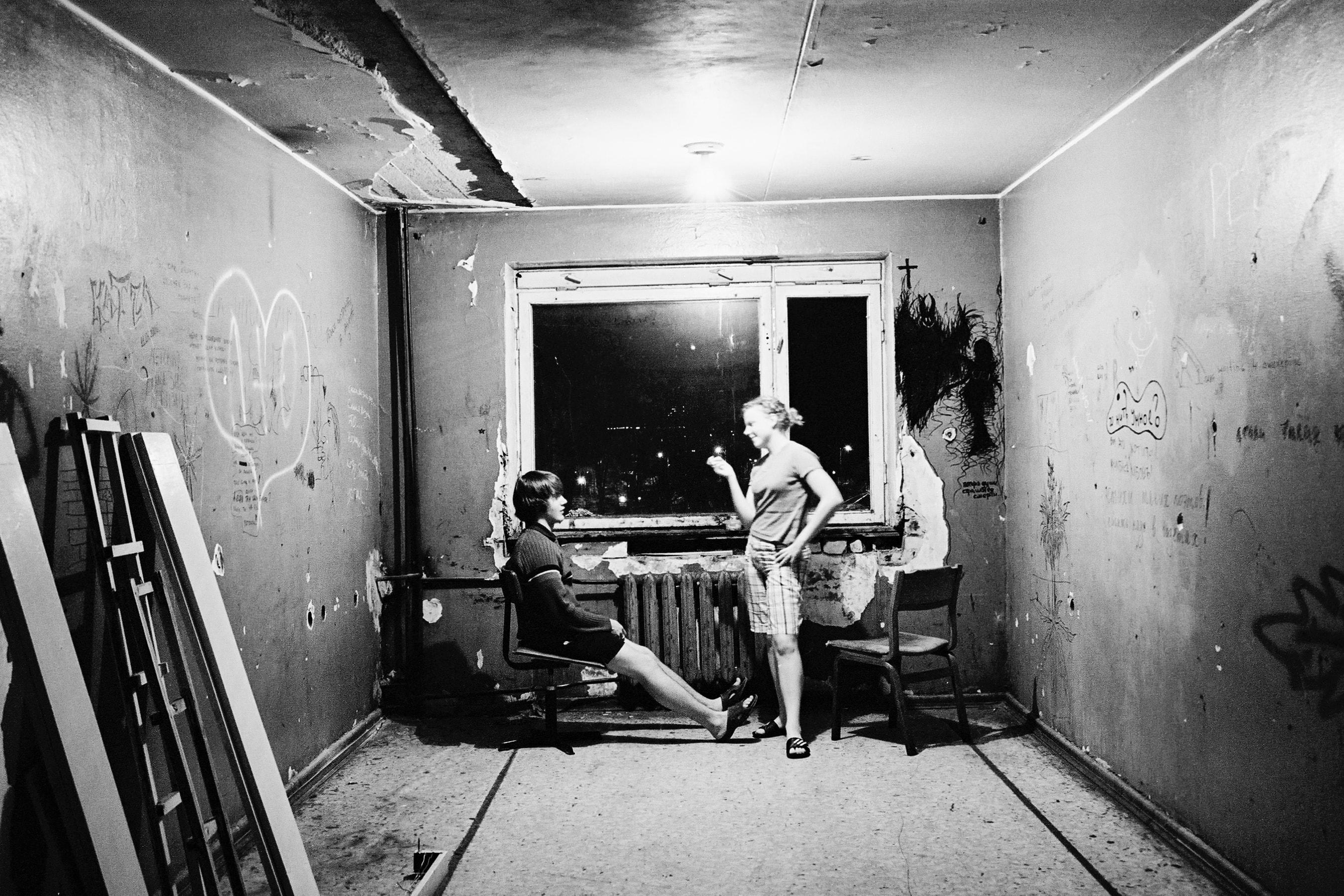 Sissekolimisvalmis tuba. Foto: Liina Soosaar