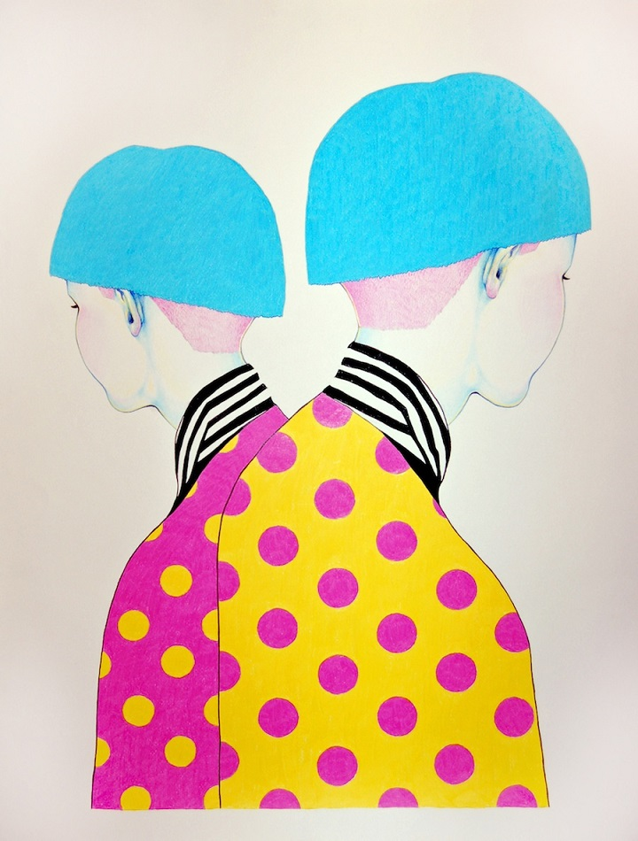 "Natalie Foss, ""Double Trouble"""