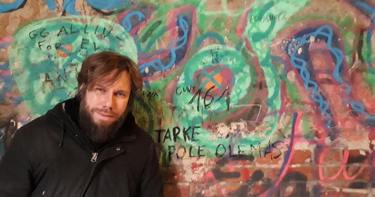Neeme Näripä. Foto: Carolina Pihelgas