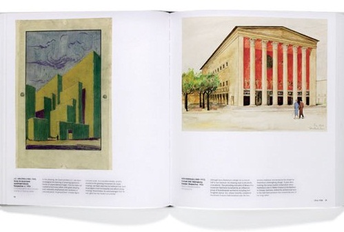 "Neil Binghami ""100 Years of Architectural Drawing: 1900-2000"" Foto: Paul Armbruster"