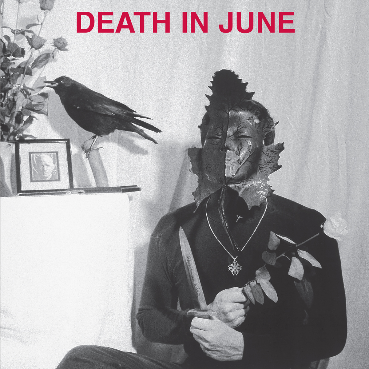 "Death in June'i albumi ""The Wall Of Sacrifice"" esikaas"