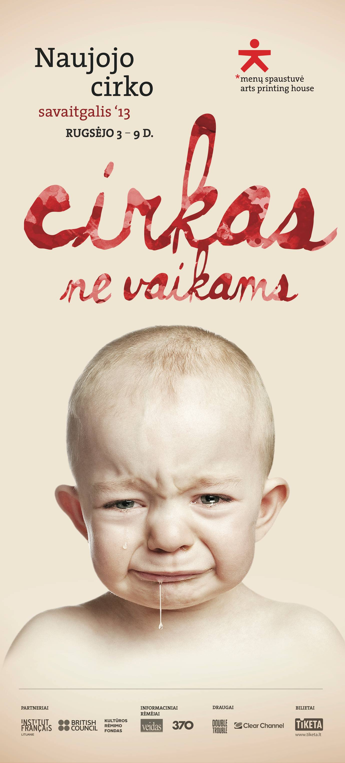 New Circus Weekend in Vilnius - Circus is not for children!