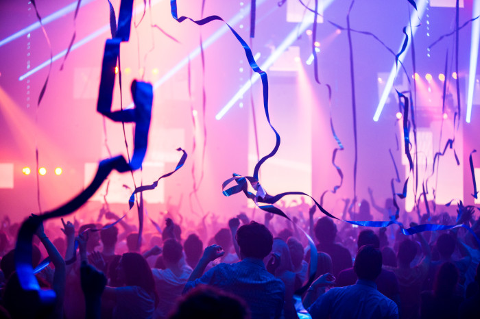 Amsterdam Dance Event 2013. Photo: Koen Peters