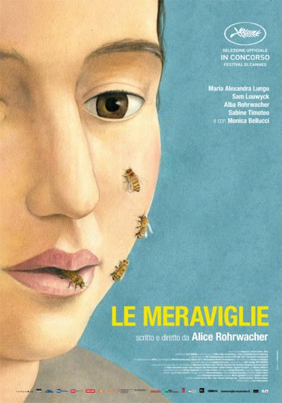 "Poster for ""Le Meraviglie""."