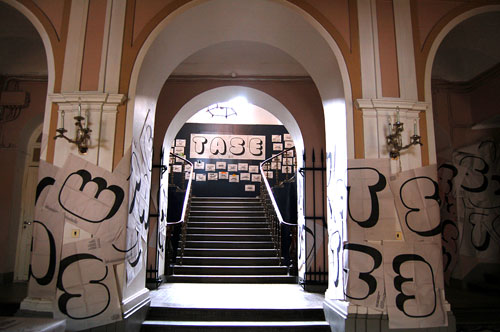 TASE exhibiton of the Estonian Academy of Arts.