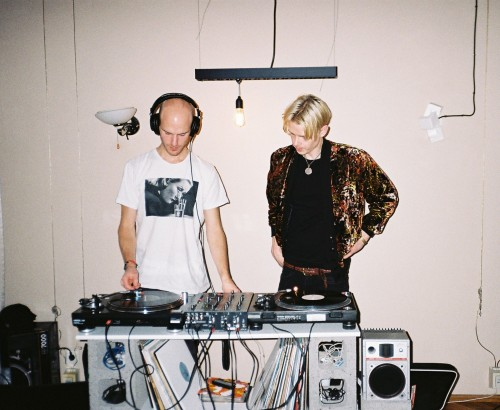 DJ Diligence ja Born to Bang. Foto: erakogu