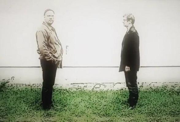 Artur Talvik ja Peeter Vihma