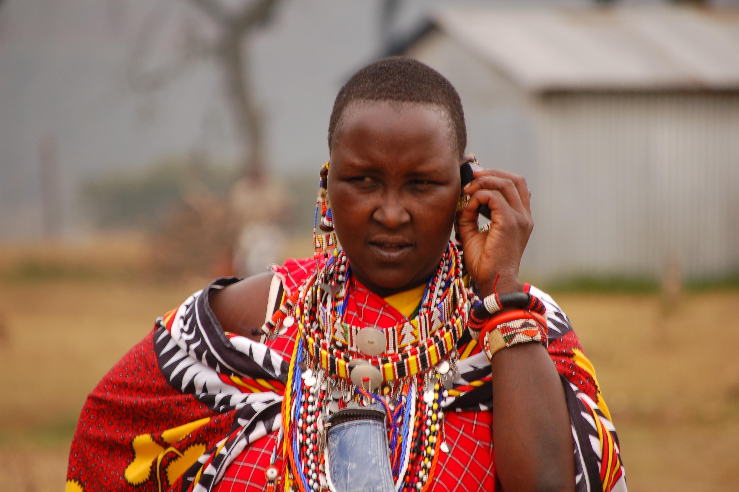 Olaimutiai algkooli õpetaja Keenias. Foto: Flickri kasutaja teachandlearn (CC BY-NC-SA 2.0)
