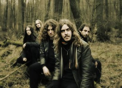Opeth. Pressifoto