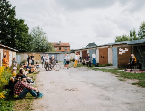 Aparaaditehase festival 2018. Foto: Kiur Kaasik