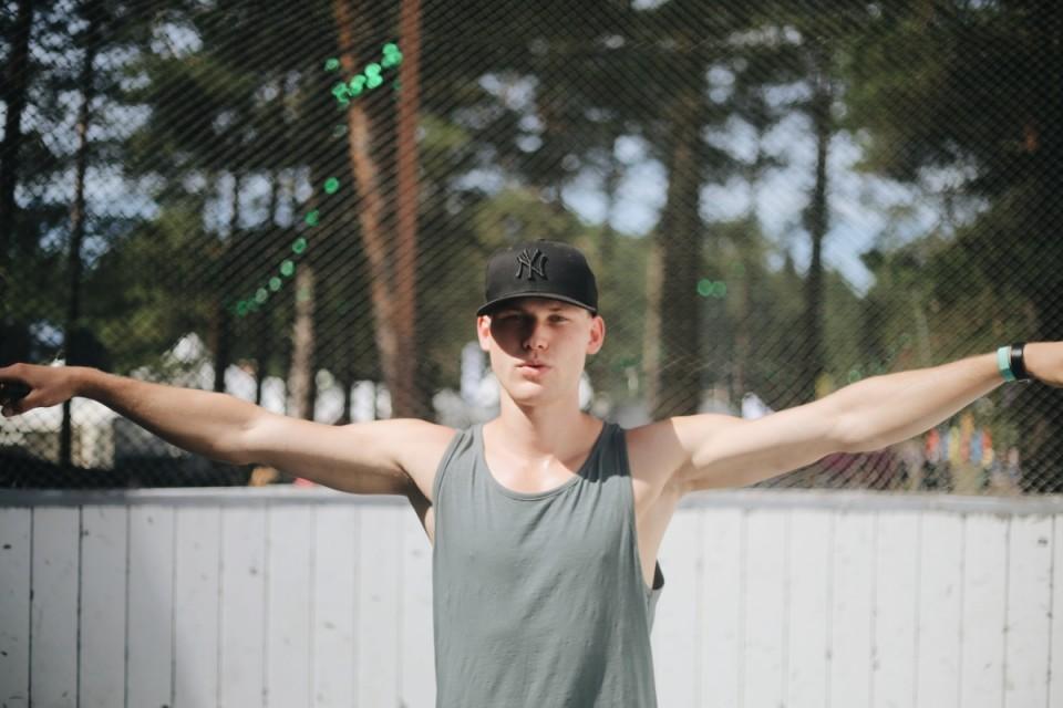 Artūrs (24, külastab festivali 10ndat korda)
