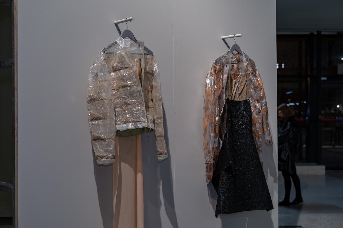 Laivi tööd Artishoki biennaalil 2018. Foto: Kent Märjamaa