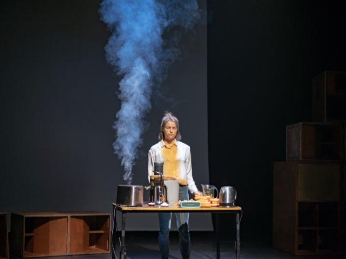 Elīna Lutce. Foto: Kent Märjamaa / Kaasaegse Kunsti Eesti Keskus