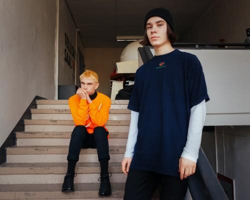 Jakob ja Nathan Tulve. Foto: Aleksander Kelpman